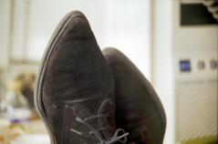 Mehr Schuhwerk