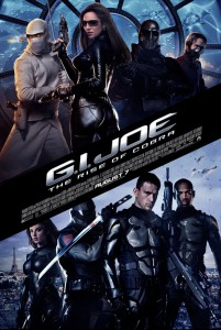 GI JOE The Rise of Cobra movie poster