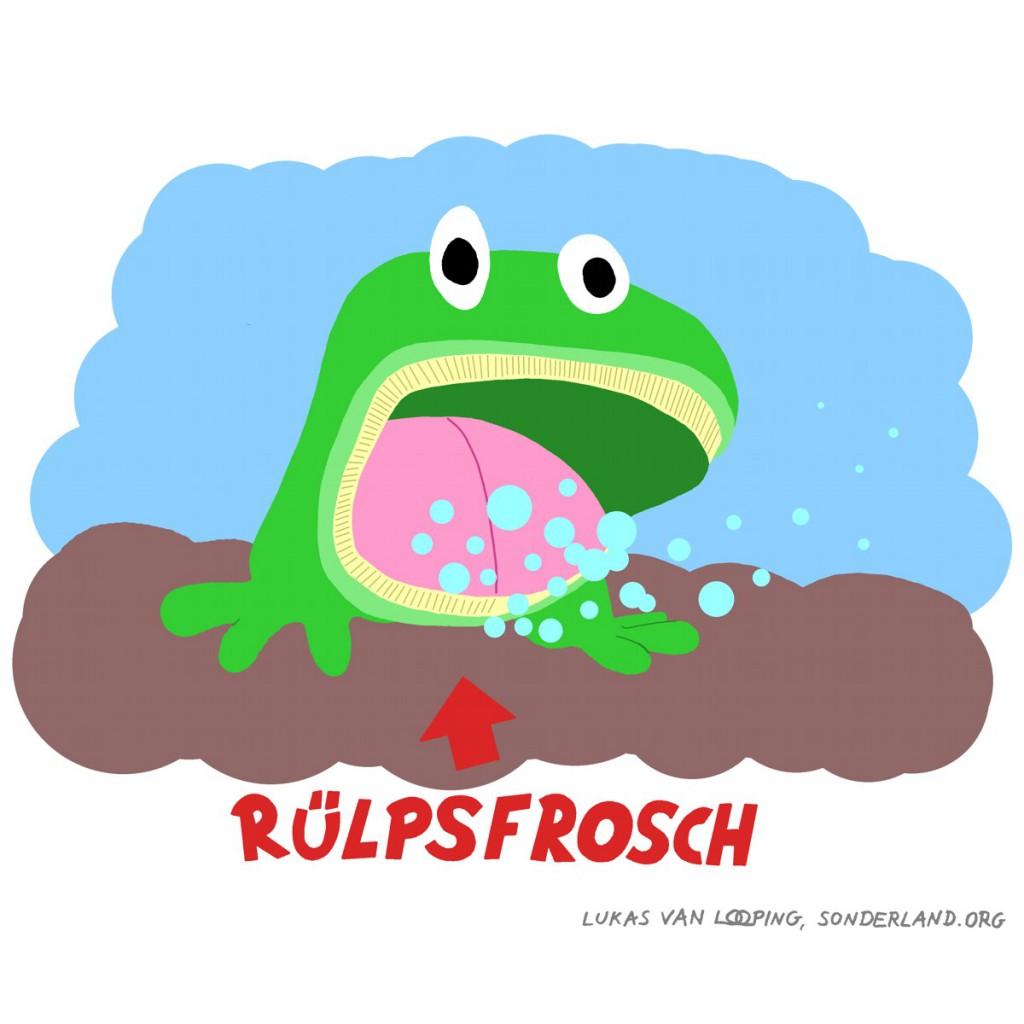 Ruelpsfrosch