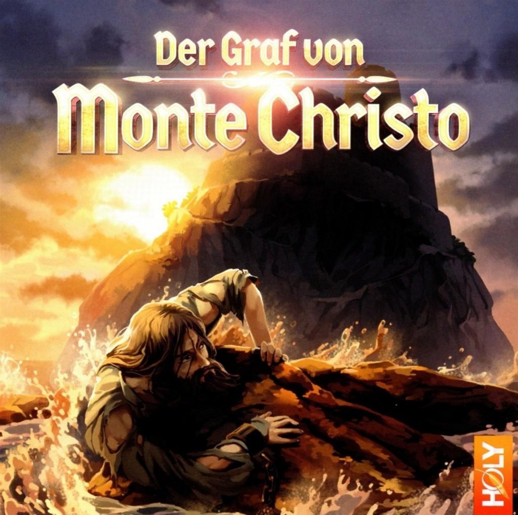 Der Graf von Monte Christo Cover